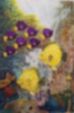 Suzan Wilkinson     Acrylic-PouredCharco