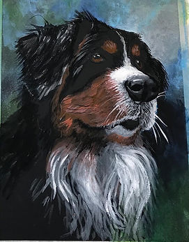 Denise_Potter's_completed_painting_on_