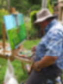 plein air at Ellen Brenneman home (1).jp