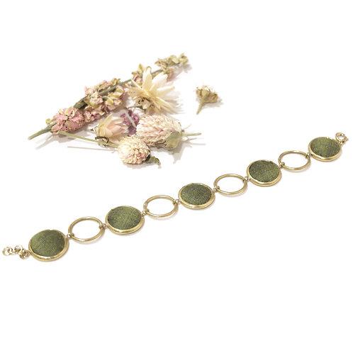 Select - Silk Circle Bracelet