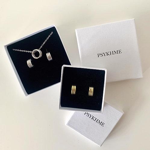 3 Earrings