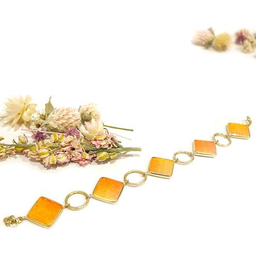 Select - Silk Square Bracelet