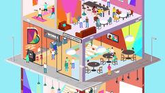 B Works Ad - Animated