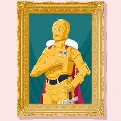 C3PO - War Hero