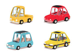 Diddy Cars