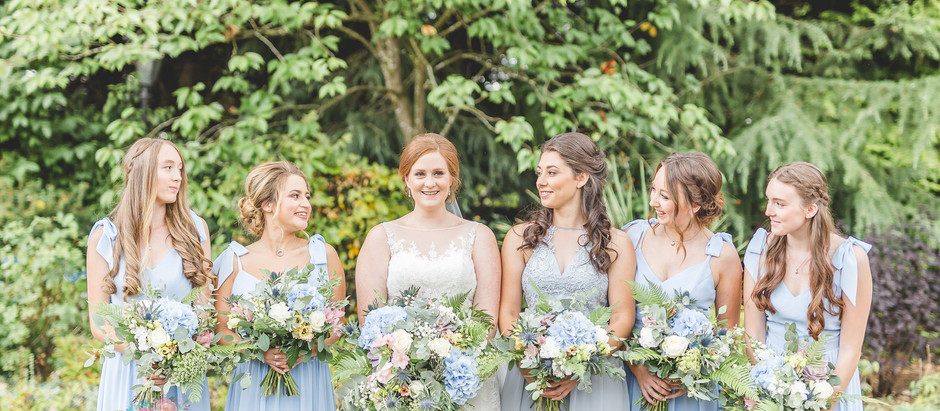 Wedding Chats with Ruby Doodles Florist