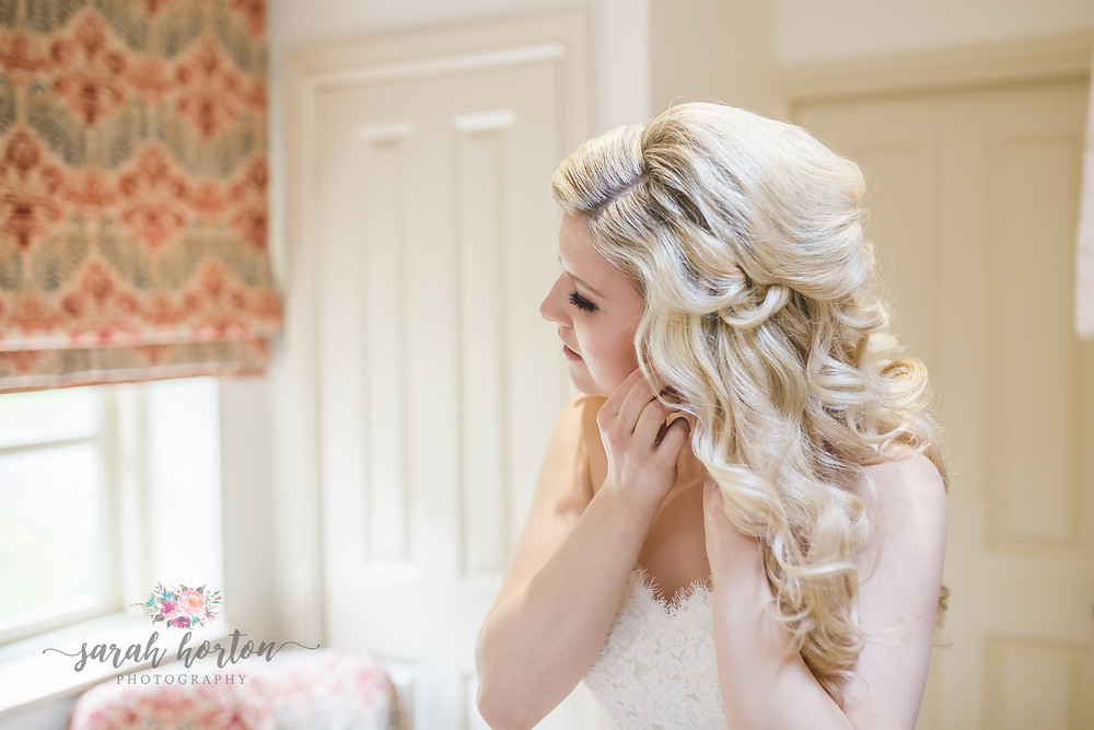 Combermere Abbey Cheshire Wedding Photography Bridal Prep Chyaz