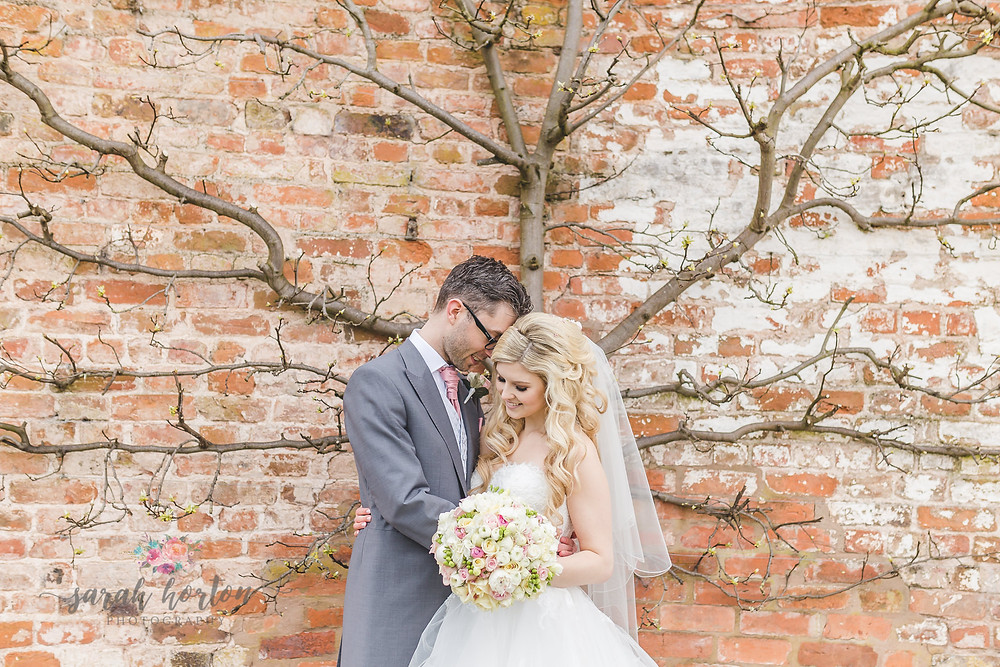 Combermere Abbey Cheshire Wedding Photography Walled Gardens