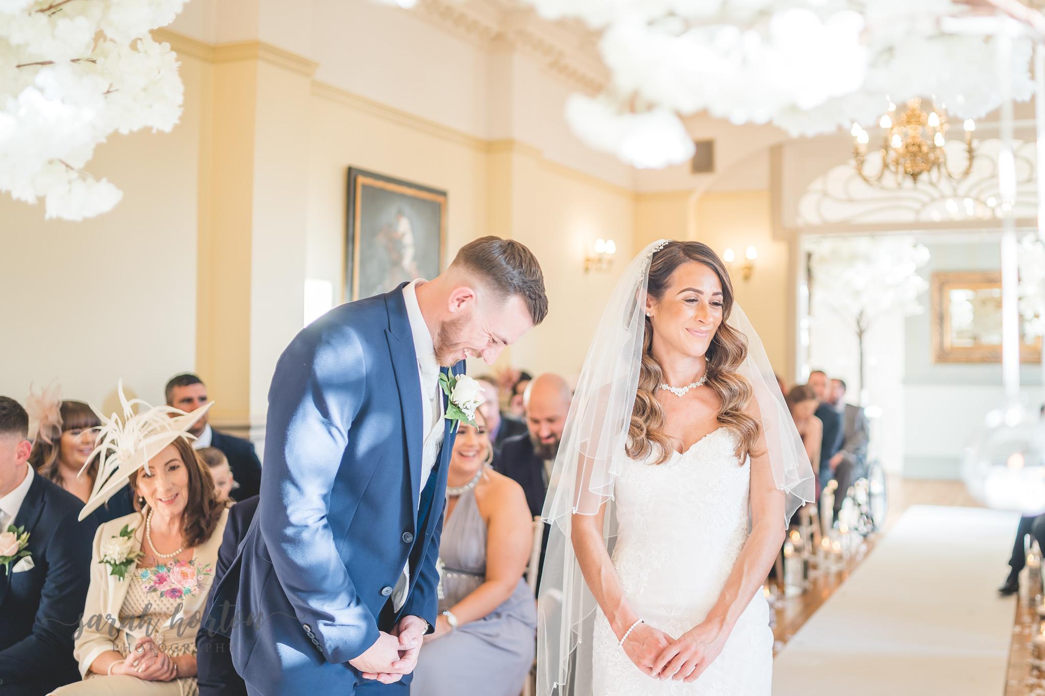 Light & Airy Nunsmere Hall Wedding Photography