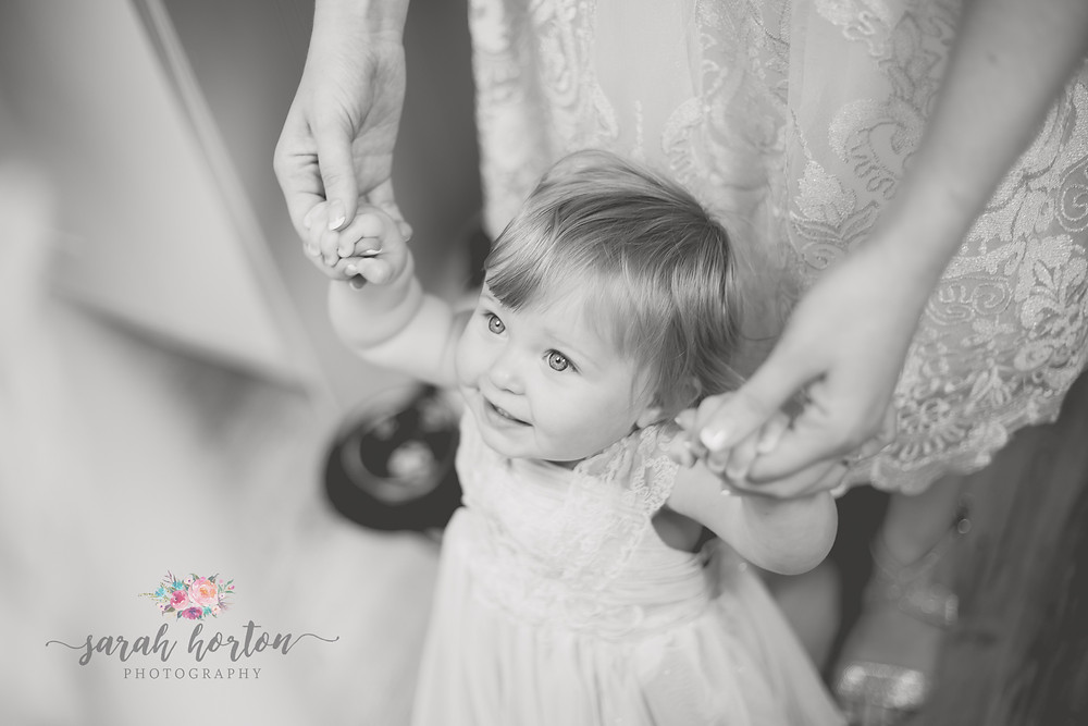 Flower Girl - Sarah Horton Photography - cheshire