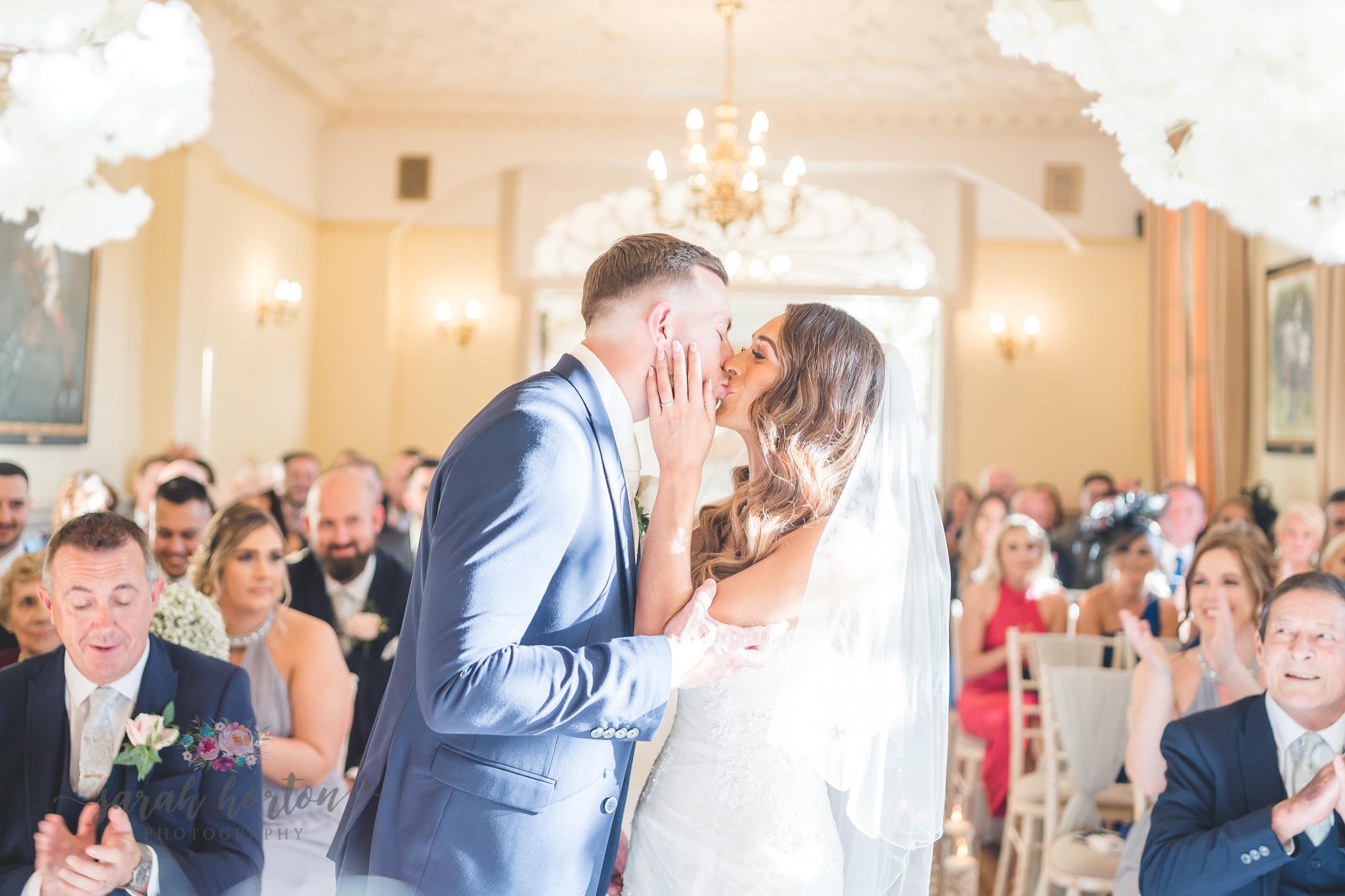 Romantic Nunsmere Hall Wedding Photography