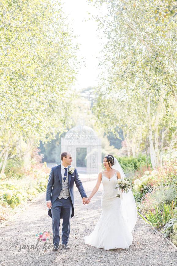 Capesthorne Hall Wedding Photography-58.