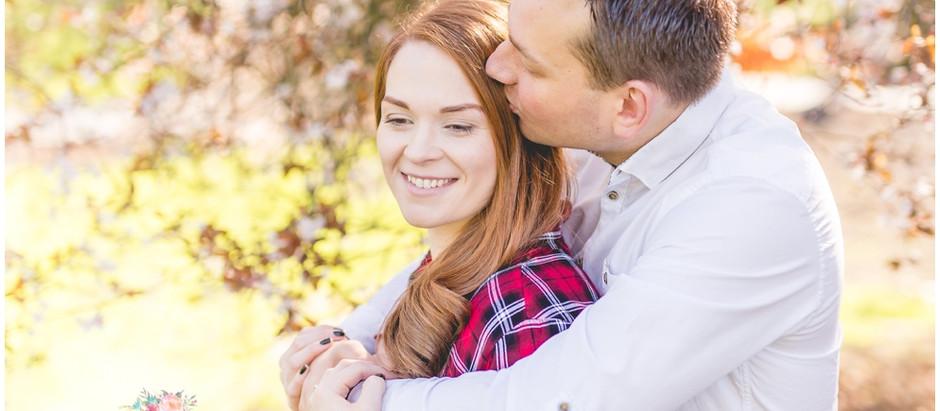 SOPHIE + BEN // CHESHIRE PRE-WEDDING SHOOT