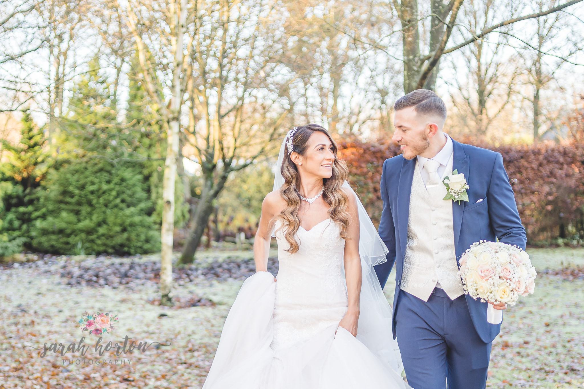 Winter Wedding At Nunsmere Hall