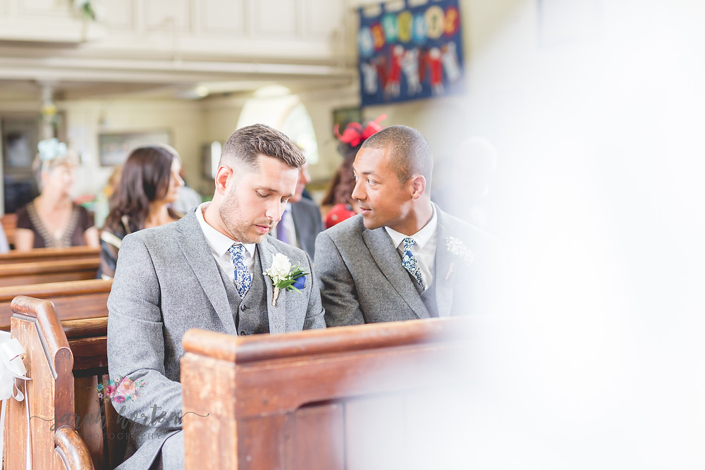 staffordshire church wedding photographer, cheshire