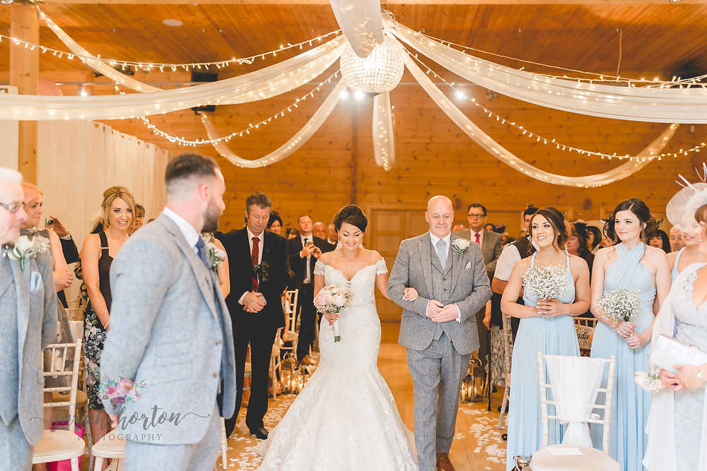 cheshire wedding photography at styal lodge ceremony