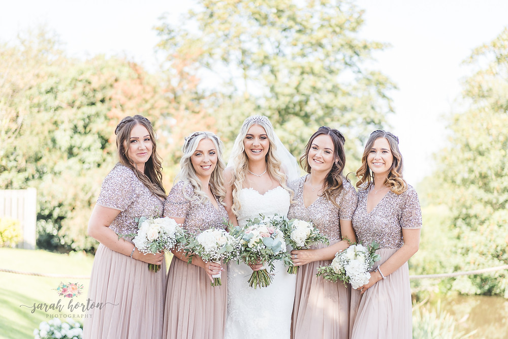 Sandhole Oak Barn Cheshire Wedding Venue Photography