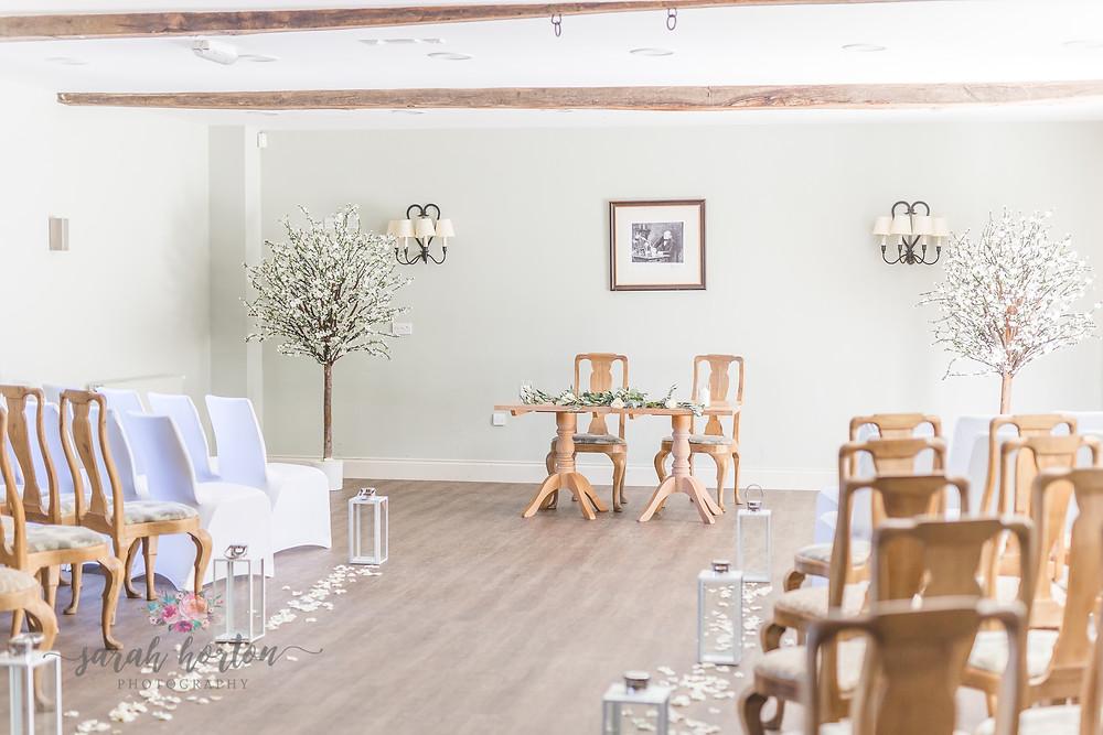 Pochin Room Bodnant Welsh Foods Wedding Photography