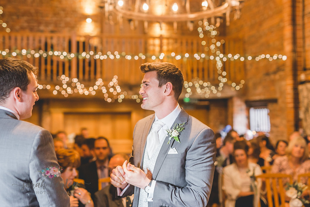 Cheshire Wedding Photographer at Curradine Barns Worcester