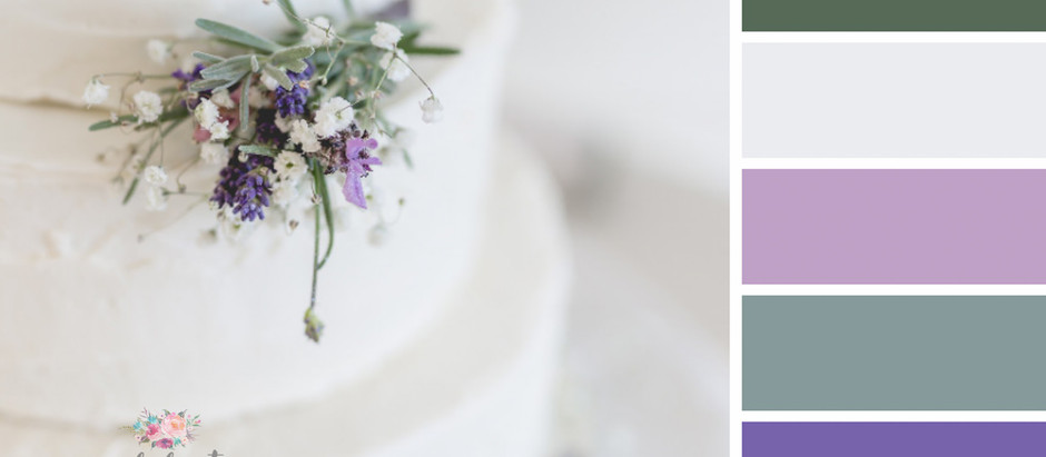 Wedding planning: colour inspiration