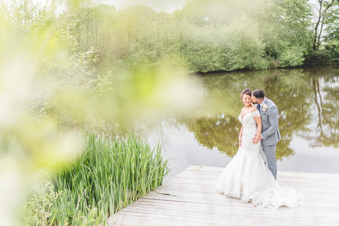 Relaxed Cheshire Wedding Photography