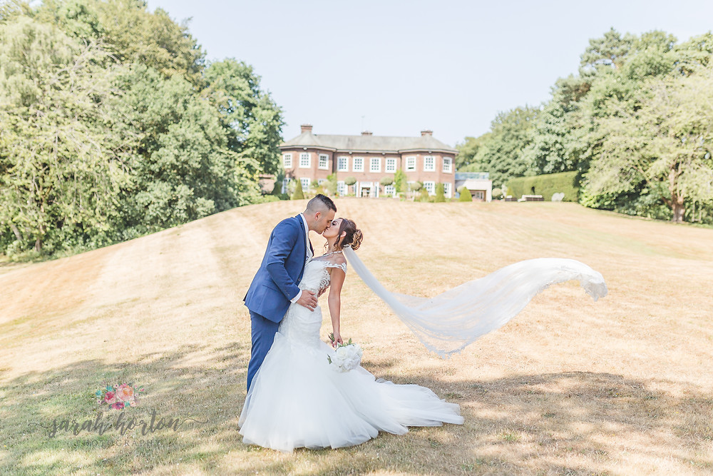 Cheshire Wedding Photographer at Delamere Manor