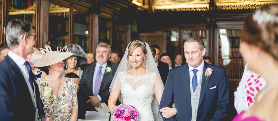 LAURA + LUKE // CREWE HALL WEDDING