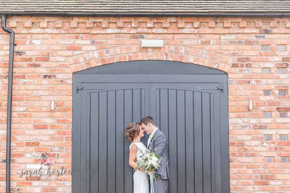 Romantic Wedding Photography at Curradine Barns West Midlands
