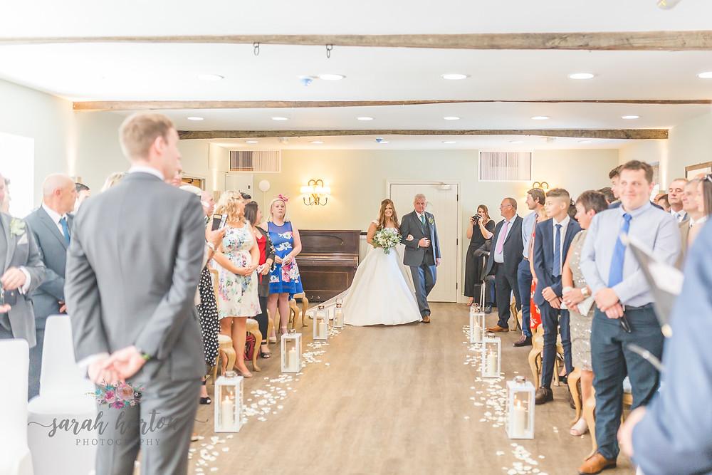 Bodnant Welsh Foods Wedding Photography Ceremony