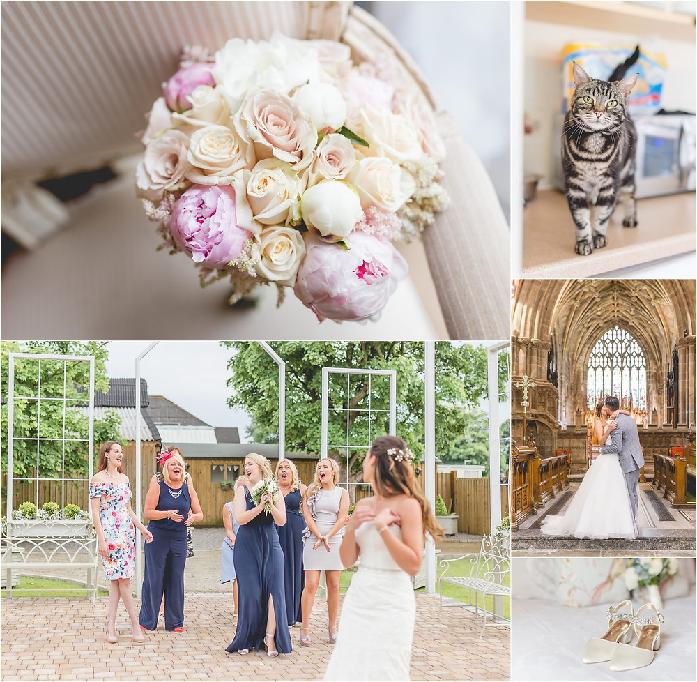 Best of 2017 Cheshire Wedding Photography