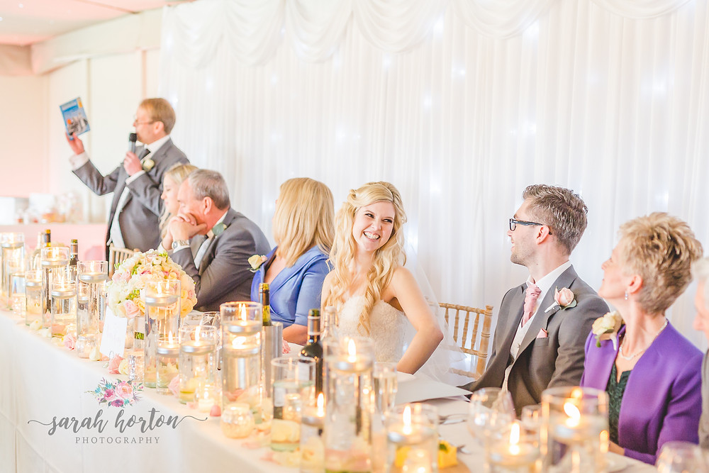 Combermere Abbey Cheshire Wedding Photography Pavilion Speeches