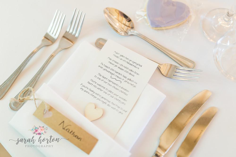 Bodnant Welsh Foods Wedding Photography at Bodnant Gardens