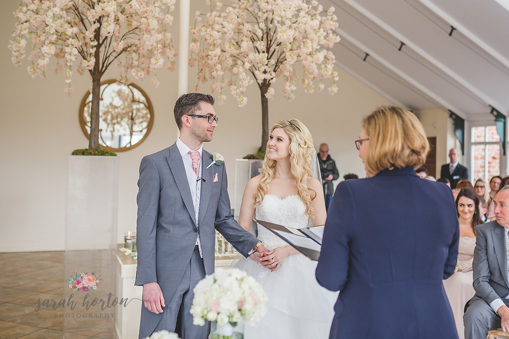 Combermere Abbey Cheshire Wedding Photographer Glasshouse Ceremony