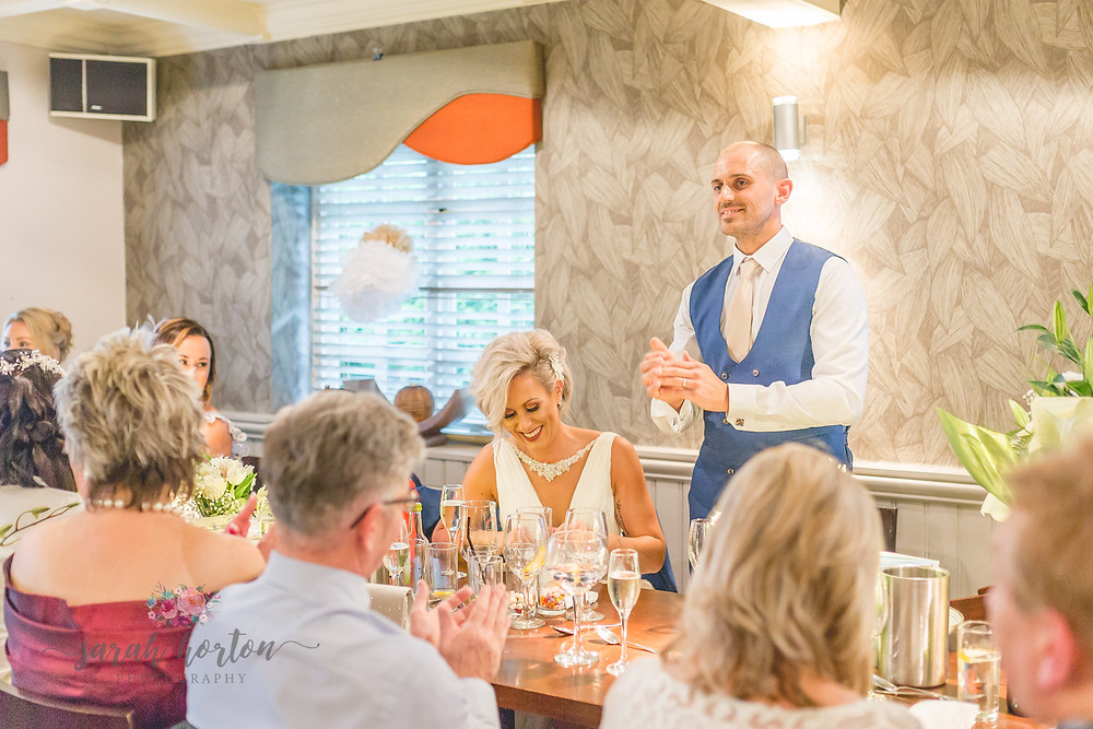 Cheshire Wedding Photography at Swan With Two Necks Blackbrook