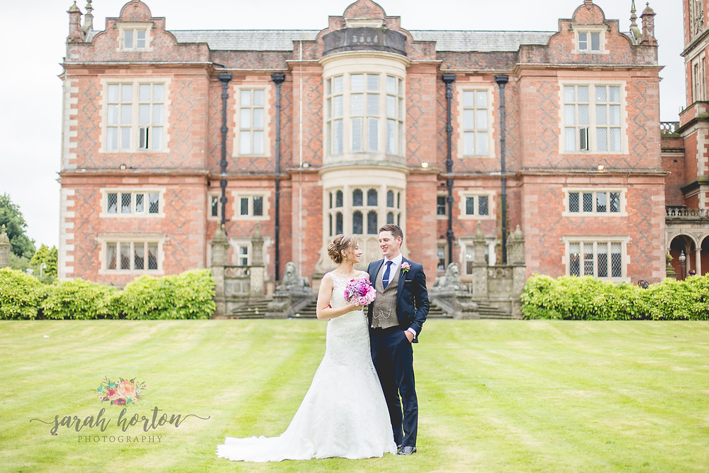 Crewe Hall Wedding Photographer Cheshire