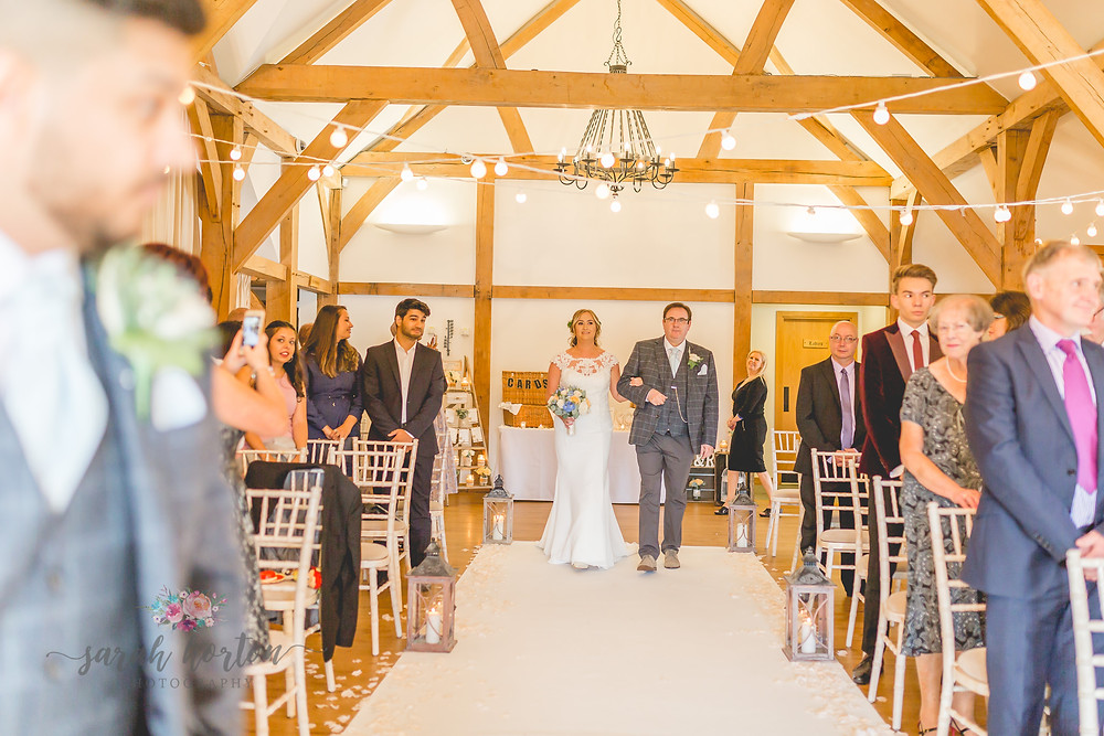 sandhole oak barn cheshire wedding photography