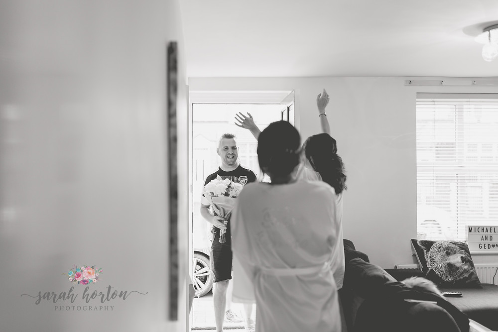 Nantwich cheshire wedding photography