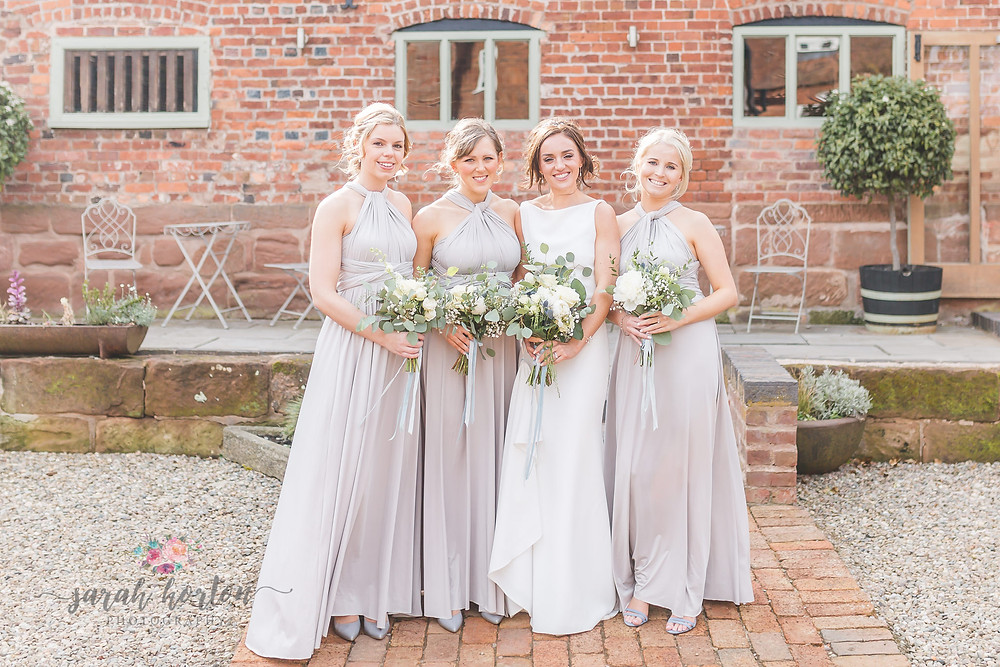 Light Airy Wedding Photography at Curradine Barns West Midlands