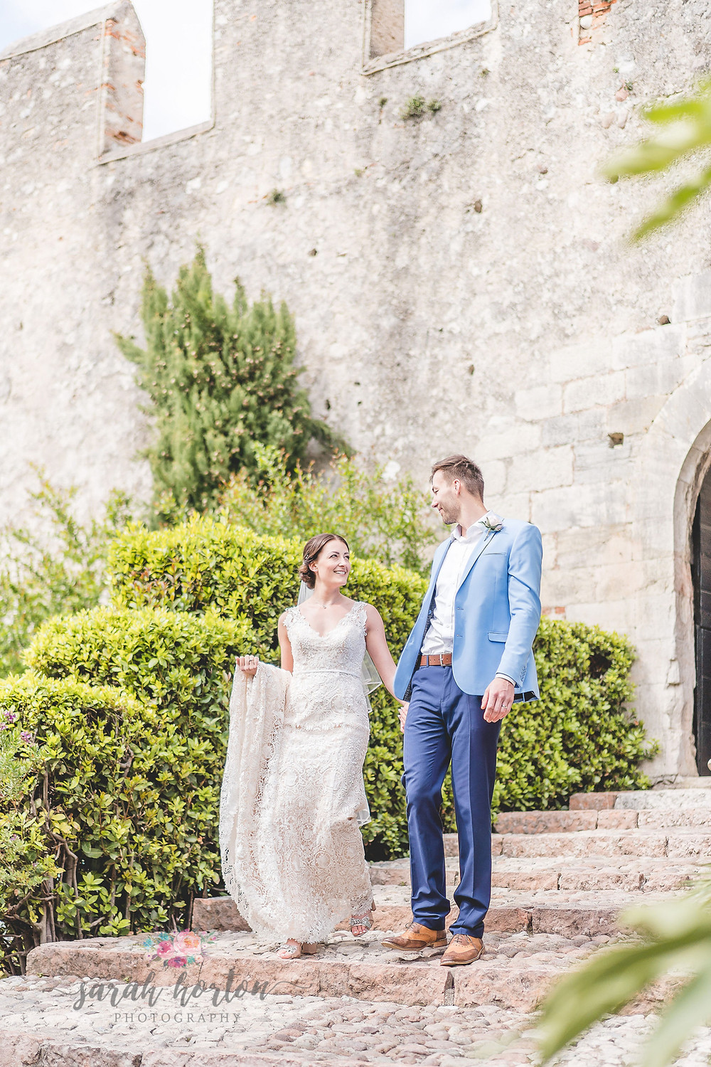 lake garda wedding photography in malcesine