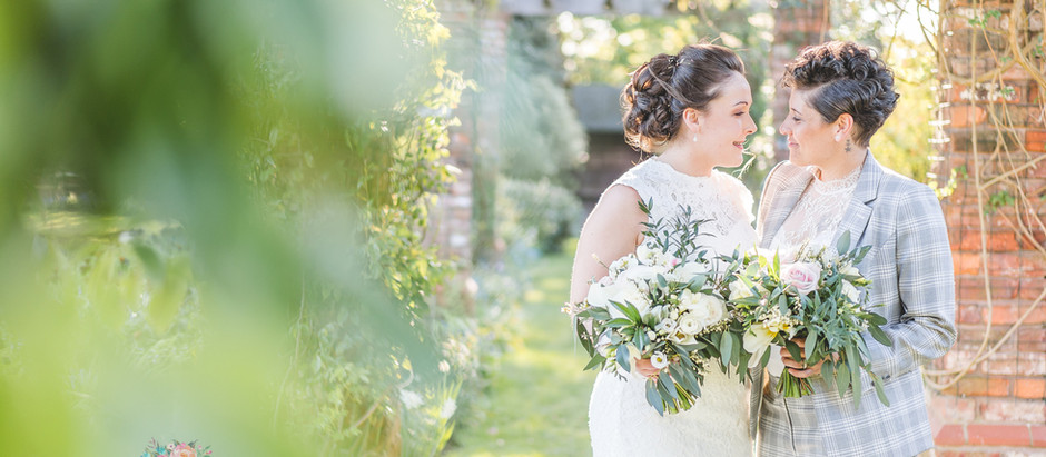 A fun summer wedding at Abbeywood Estate, Cheshire