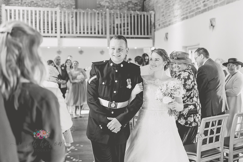 the ashes army wedding photography cheshire civil ceremony