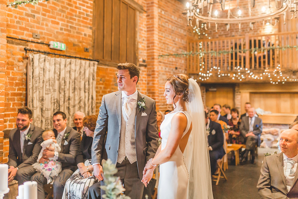 Cheshire Wedding Photographer at Curradine Barns West Midlands