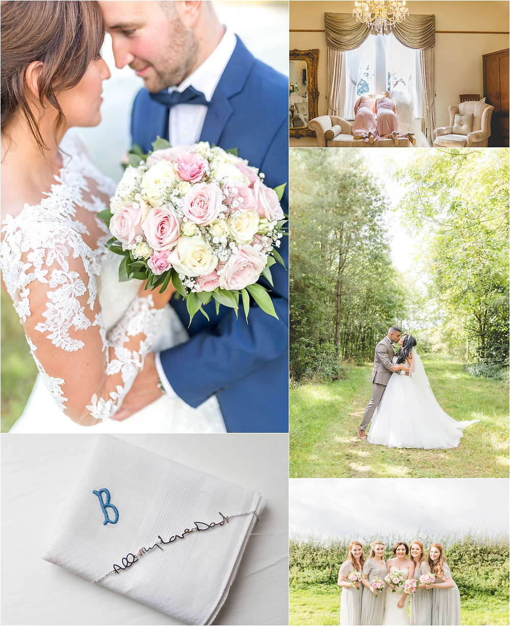 Light and Airy Cheshire Wedding Photography Best of 2017