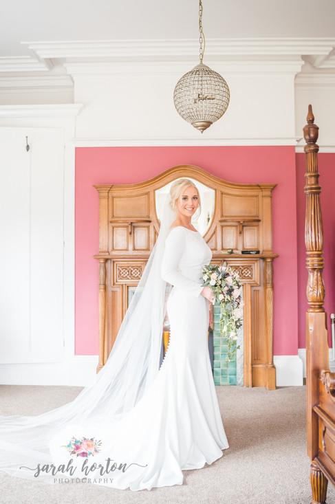 Pendrell Hall Wedding Photography Shrops