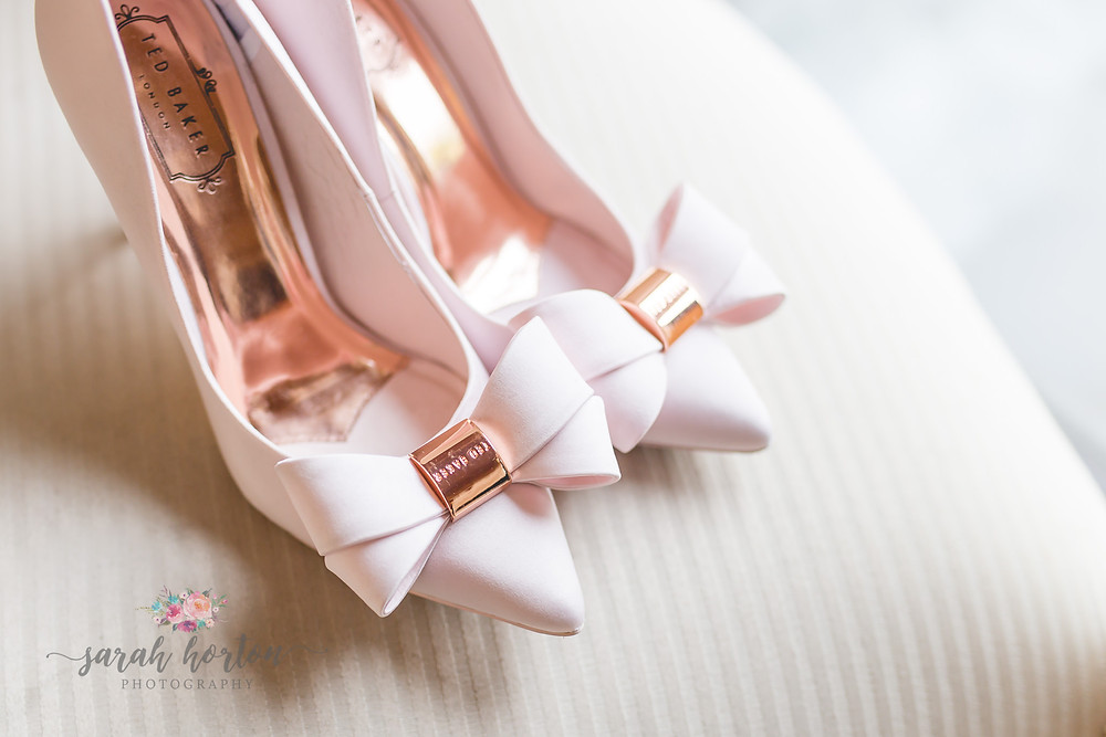 styal lodge cheshire wedding photography ted baker shoes
