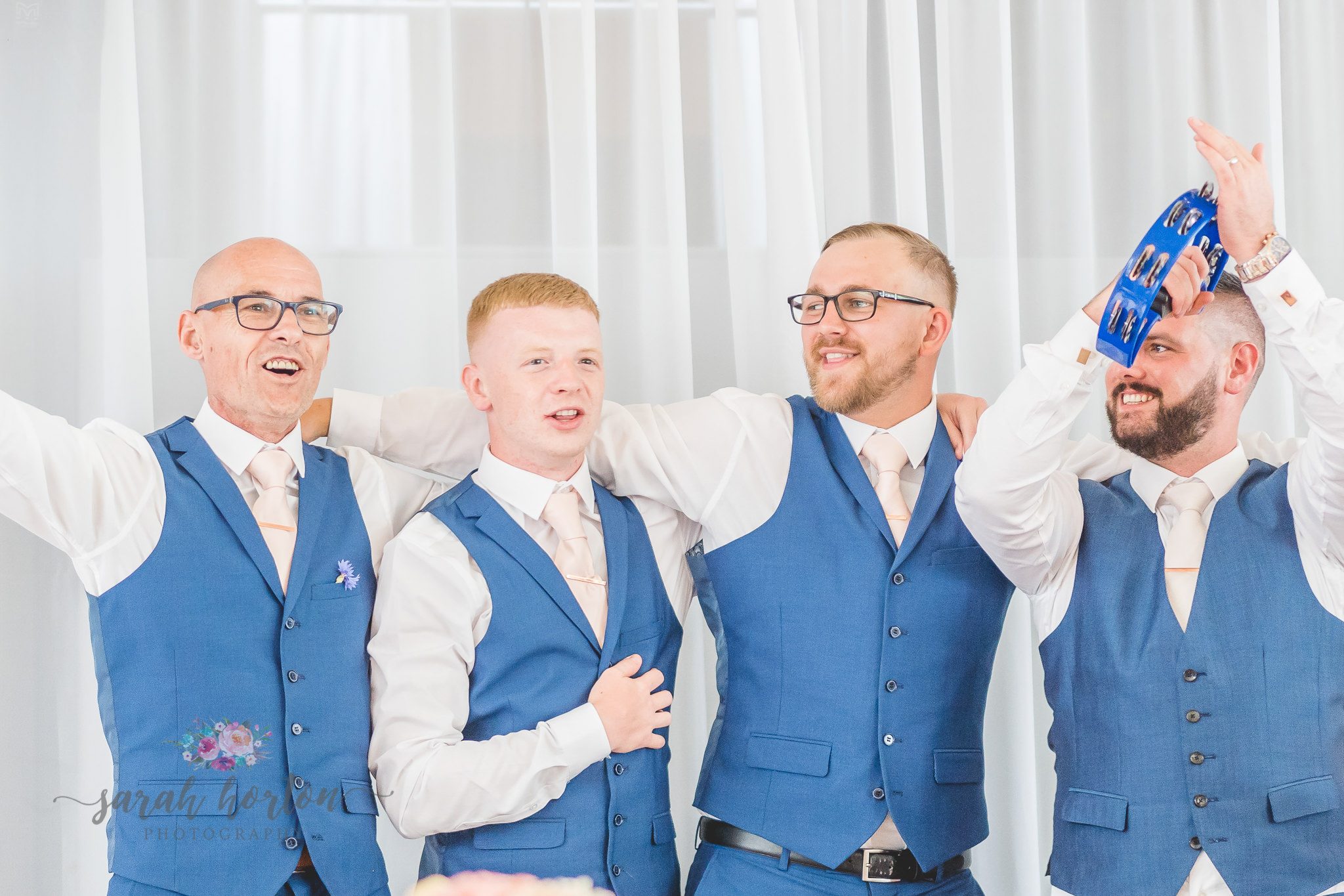 Fun Delamere Manor Wedding Photography