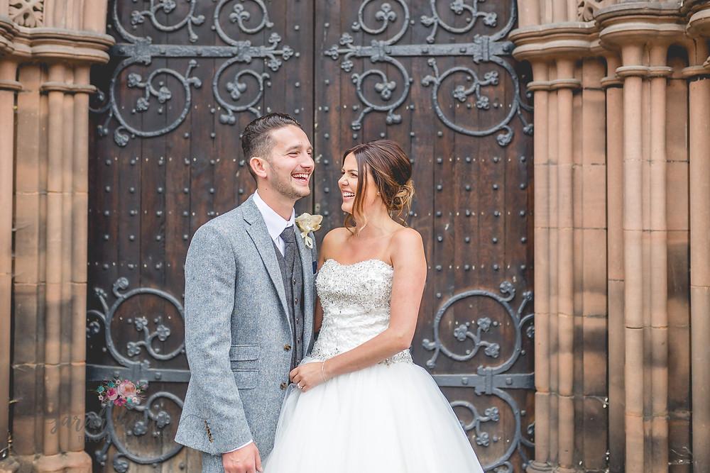 st marys nantwich cheshire wedding photography