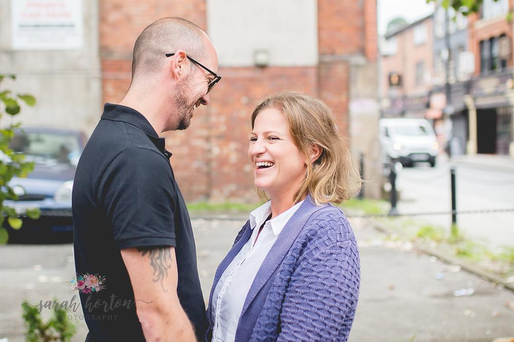 Manchester Wedding Photographer City Workshop