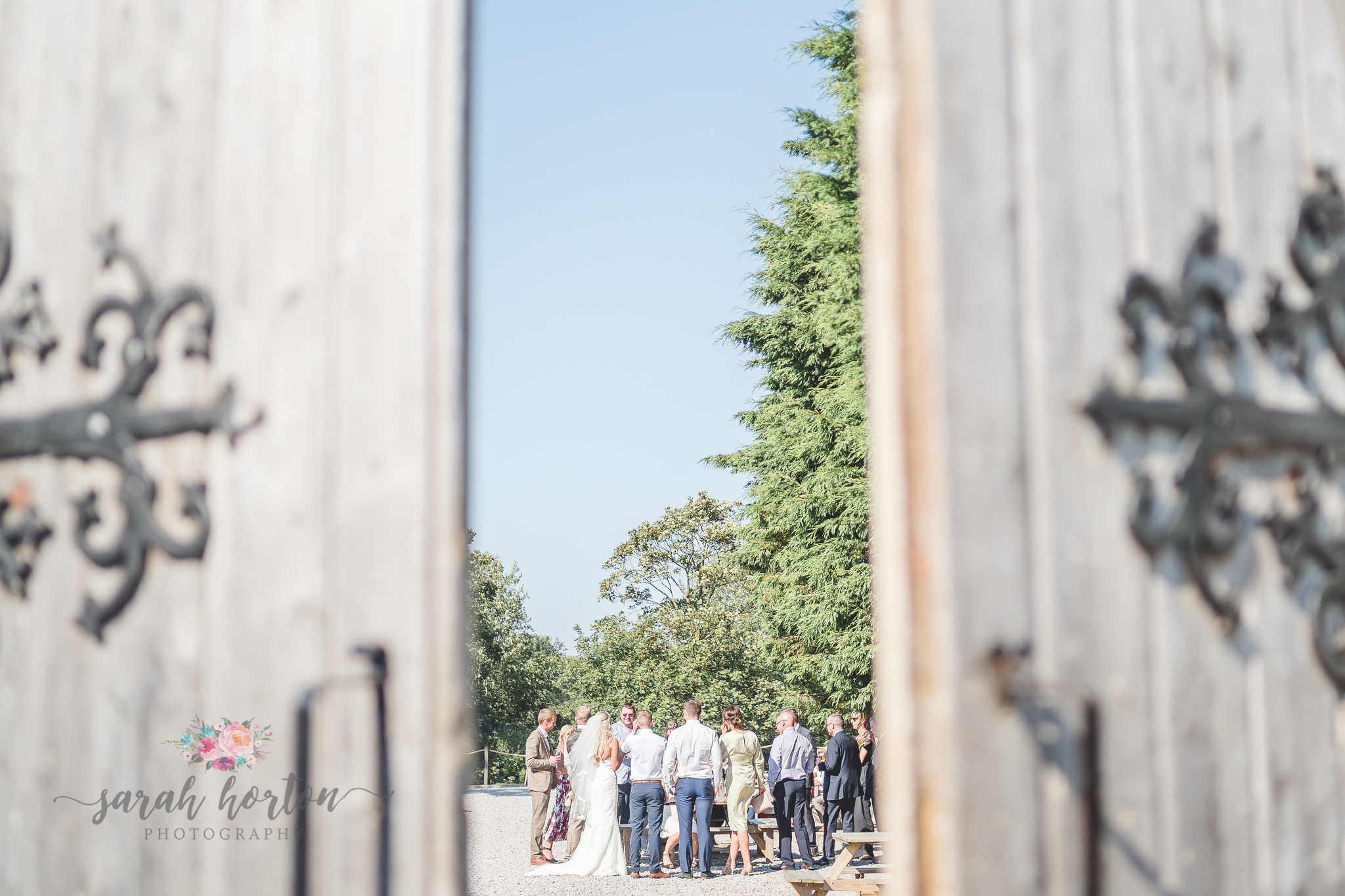 Alcumlow Barn Wedding Photography
