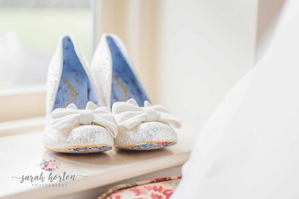 Combermere Abbey Cheshire Wedding Photography Shoes